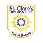 St Clare's Primary School Logo
