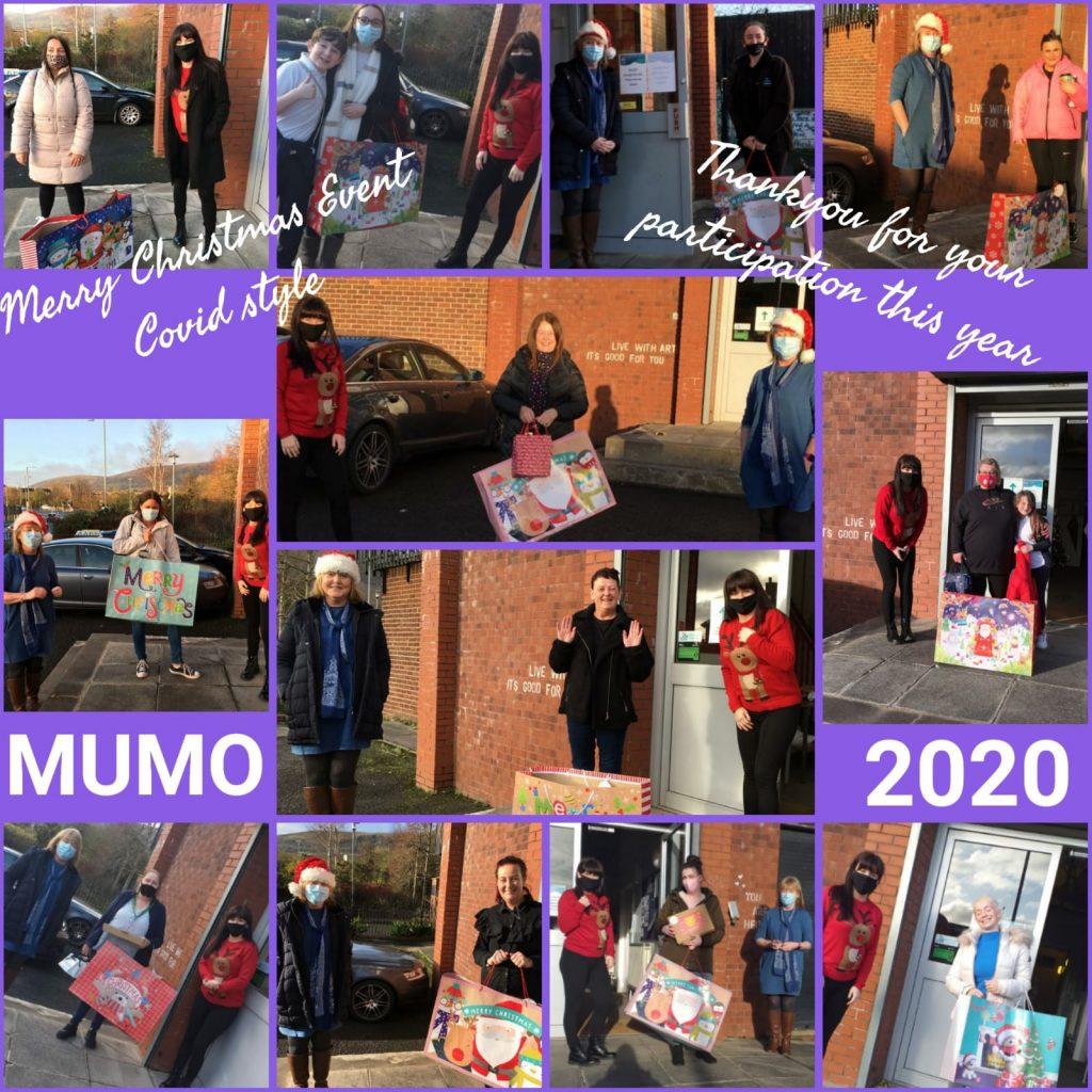 MUMO Christmas 2020 event